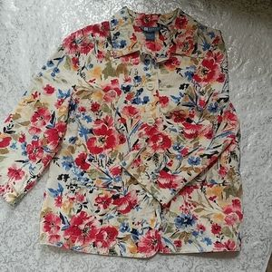 ** Koret Women's Multicolor Jacket